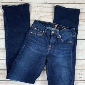 7 for all Mankind Jeans 7FAMK Bootcut